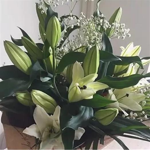 От всей души): букеты цветов на заказ Flowwow