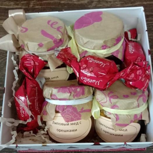 Любимой сладкоежке: букеты цветов на заказ Flowwow