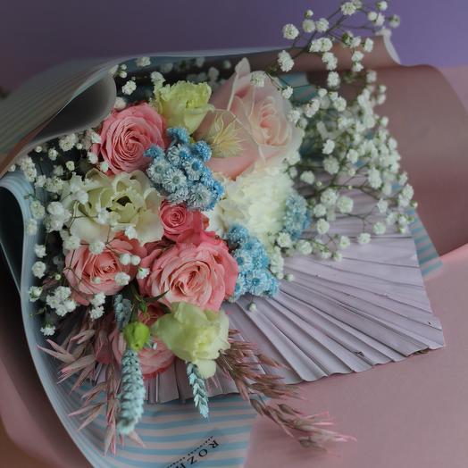 Сказочная странна: букеты цветов на заказ Flowwow