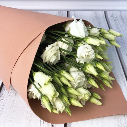 Букет «Белоснежка»: букеты цветов на заказ Flowwow