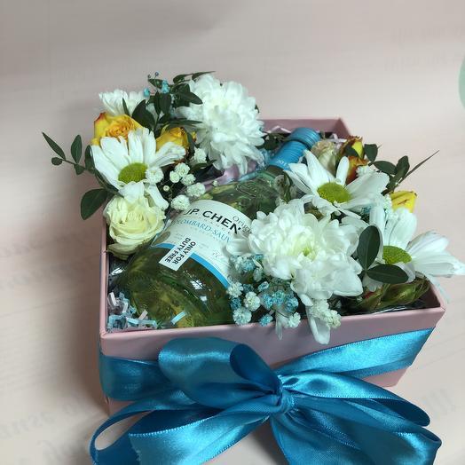 Romantic composition: букеты цветов на заказ Flowwow