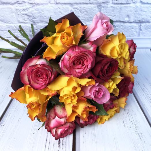 Букет «Diverso»: букеты цветов на заказ Flowwow
