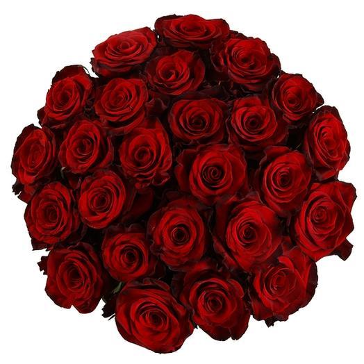 Роза кровавая: букеты цветов на заказ Flowwow