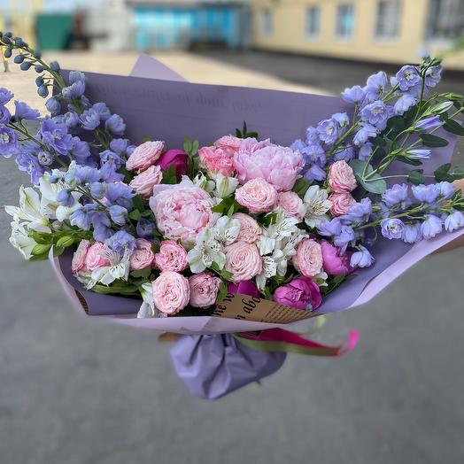 Букет сборный 24: букеты цветов на заказ Flowwow