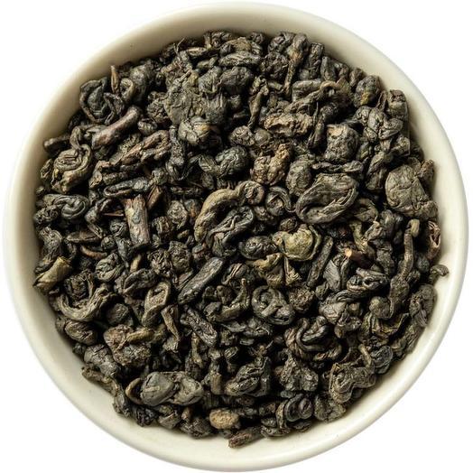Зеленый чай Ганпаудер (горошек)