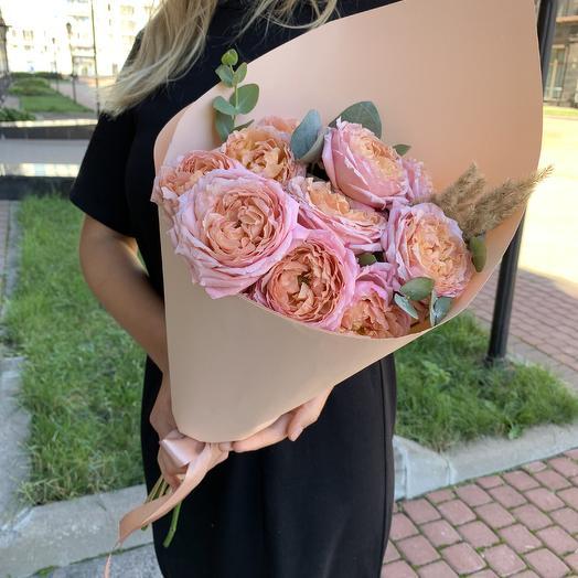 Juliet (Peony-Shaped Rose)