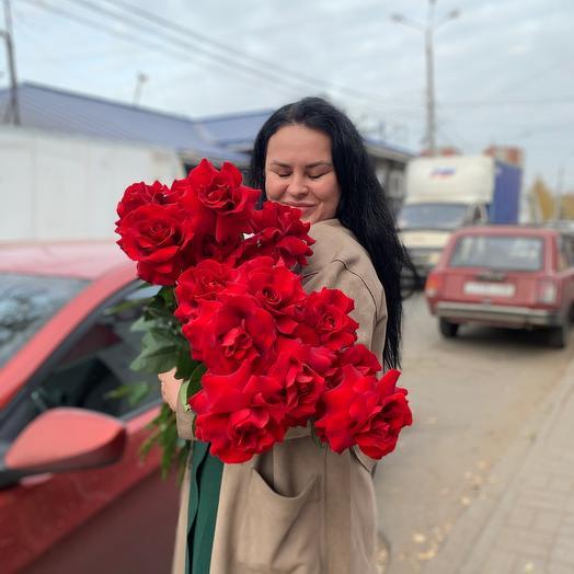 Розы «Софи Лорен»