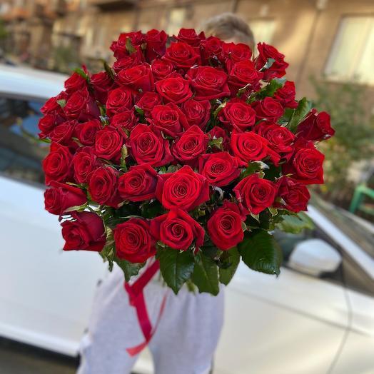 51 ароматная роза