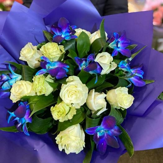 Синий цвет синий упаковке