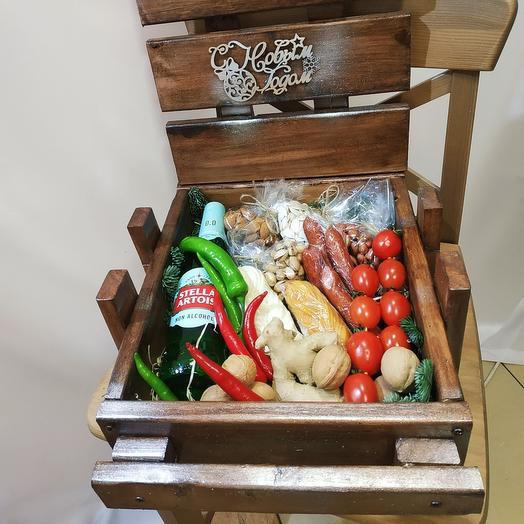 Продуктовый ящик