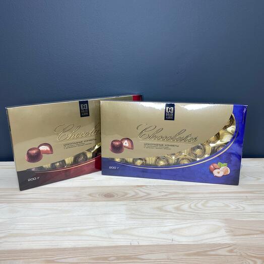 Конфеты ассорти «Chocolates»