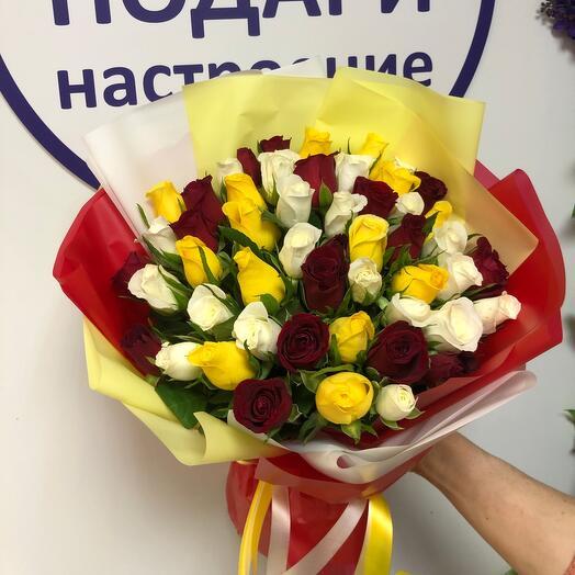 Доставка цветов в Мытищах