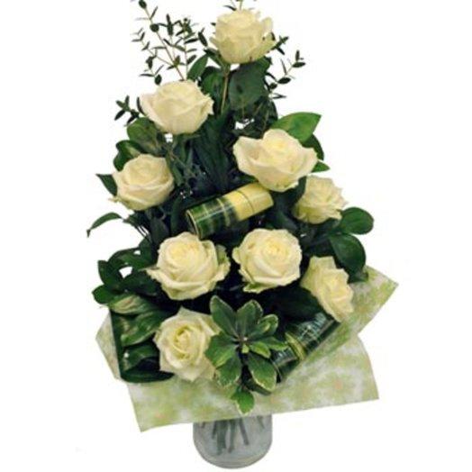 Букет Хрусталь: букеты цветов на заказ Flowwow