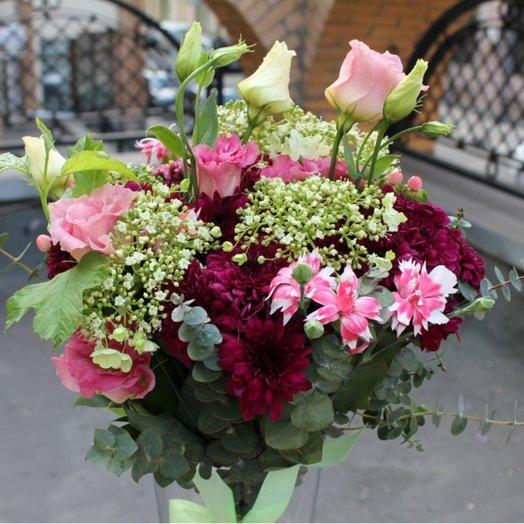 Звездный десант: букеты цветов на заказ Flowwow