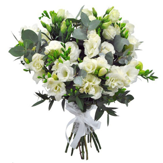 Букет Калипсо: букеты цветов на заказ Flowwow