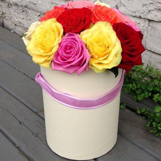 Веселый микс: букеты цветов на заказ Flowwow