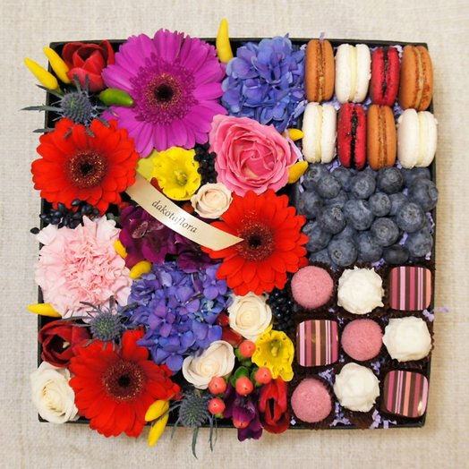 Душистая сладость / Fragrant sweetness