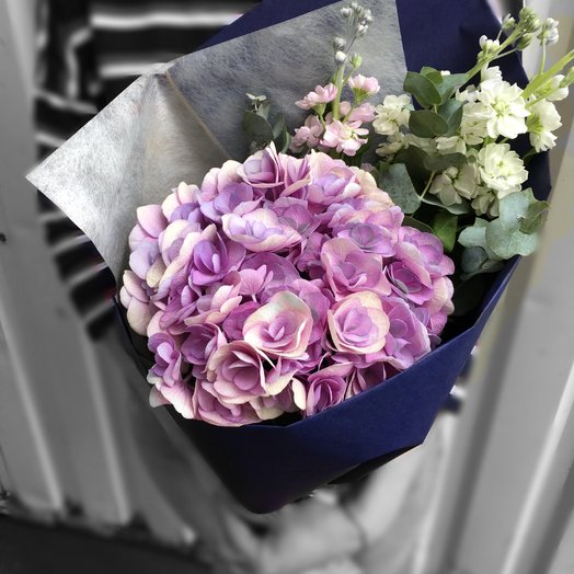 Фиолетовый сюрприз