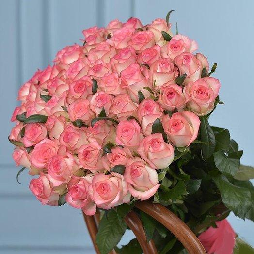 Российская роза Джумилия: букеты цветов на заказ Flowwow