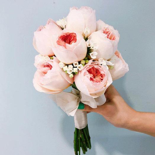 Букетик невесты: букеты цветов на заказ Flowwow