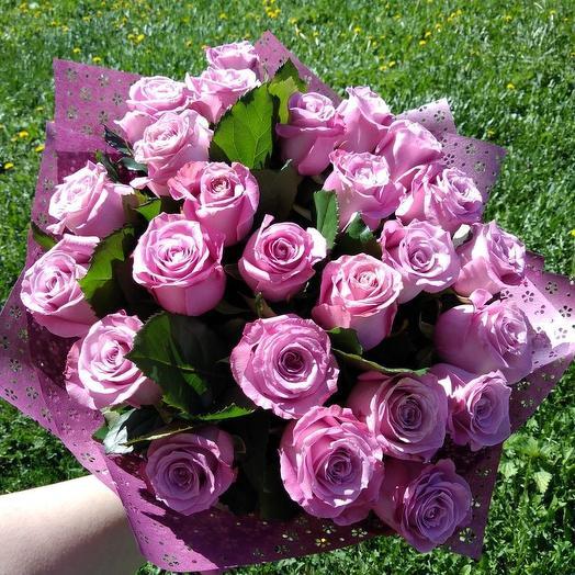 "Букет ""Ясное утро"": букеты цветов на заказ Flowwow"