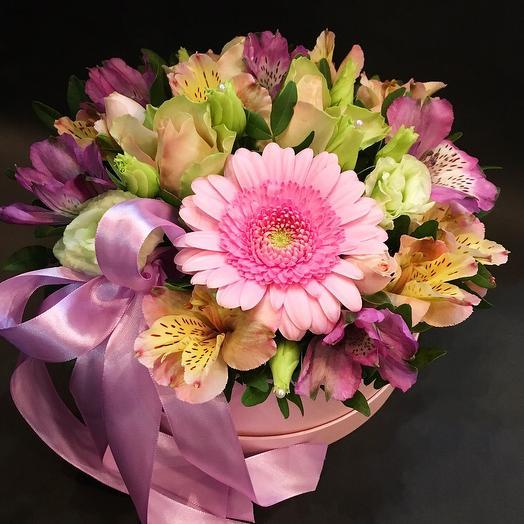 Ангажемент: букеты цветов на заказ Flowwow