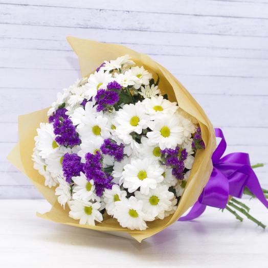 Сиреневый букет: букеты цветов на заказ Flowwow
