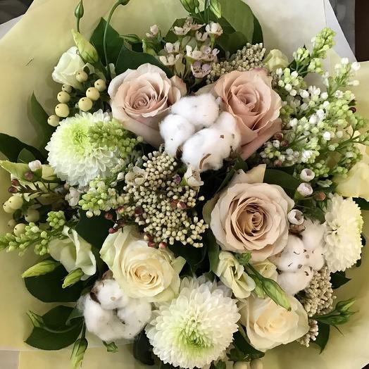 Авторский букет Winter s Tale: букеты цветов на заказ Flowwow