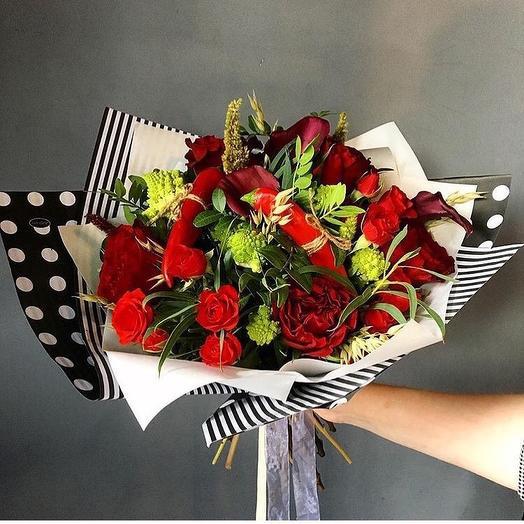 Острый перец: букеты цветов на заказ Flowwow