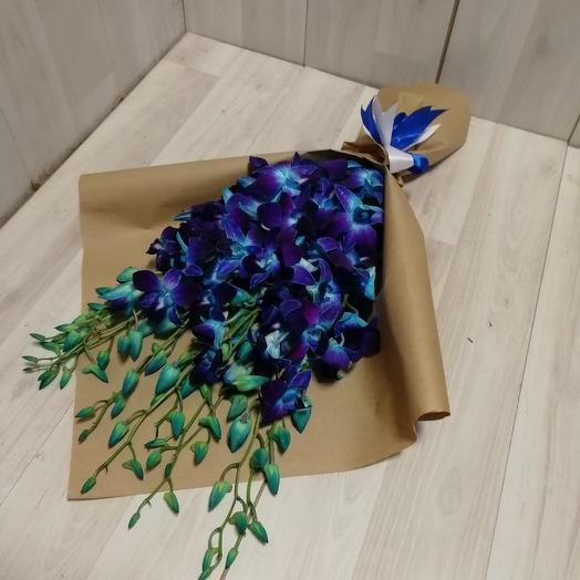Орхидея дендробиум: букеты цветов на заказ Flowwow