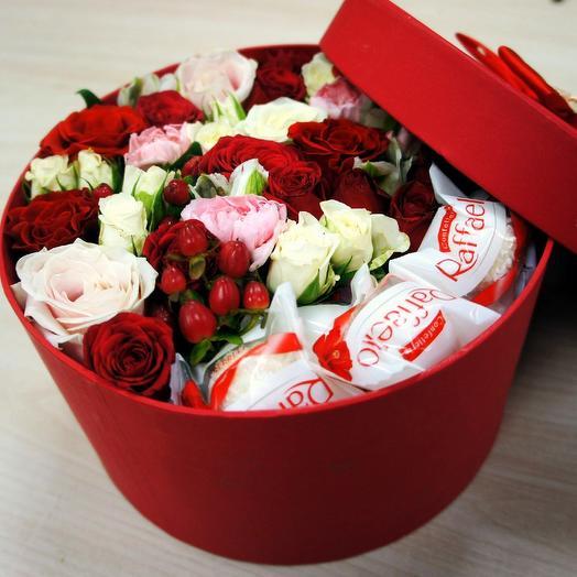 Red bull🔴🔝: букеты цветов на заказ Flowwow