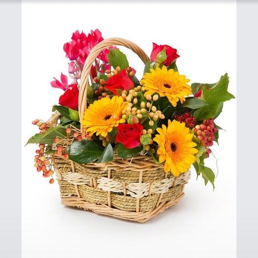 Однажды в деревне: букеты цветов на заказ Flowwow