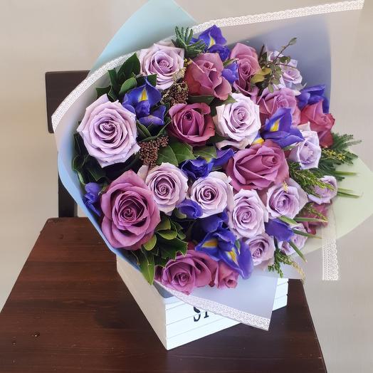Zaraflower2: букеты цветов на заказ Flowwow