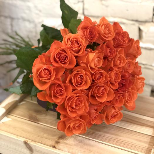 Букет роз Вау 50 см