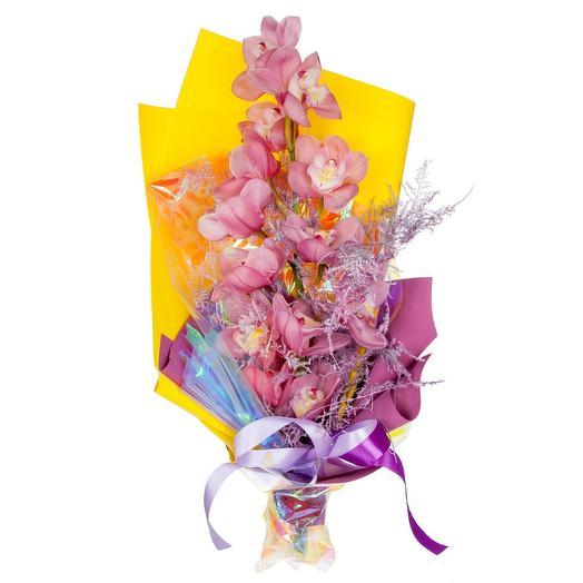 Райская Птица: букеты цветов на заказ Flowwow