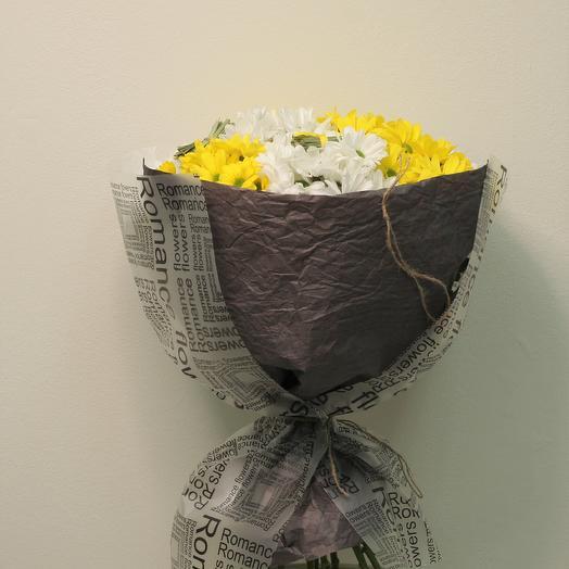 """""""Солнце мое"""" букет: букеты цветов на заказ Flowwow"""
