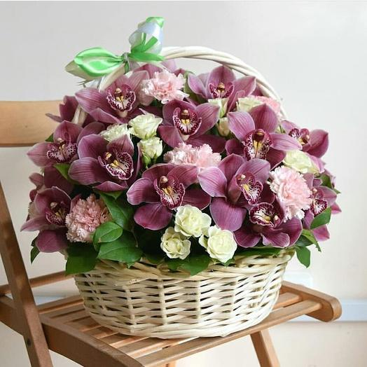 Pink Chic: flowers to order Flowwow