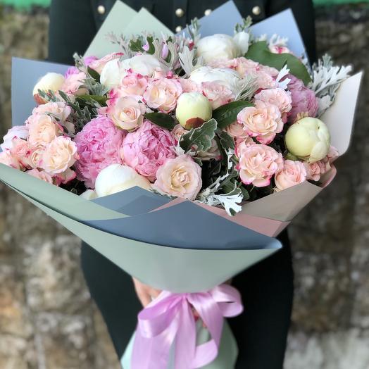 Нежные мгновения: букеты цветов на заказ Flowwow