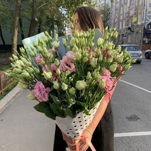 Большой букет экстраверт: букеты цветов на заказ Flowwow