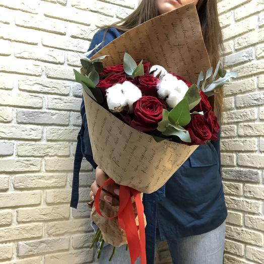 Kompliment: букеты цветов на заказ Flowwow