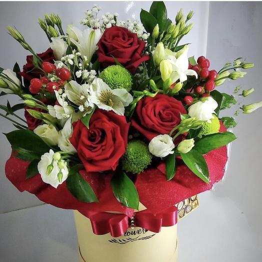 Сесиль: букеты цветов на заказ Flowwow