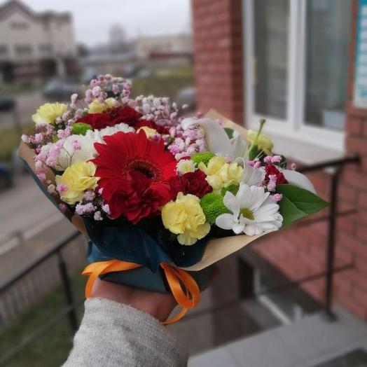 Для тебя 💞💞💞: букеты цветов на заказ Flowwow