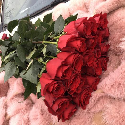 Роза 90 сантиметров