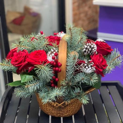 Зимняя сказка о: букеты цветов на заказ Flowwow