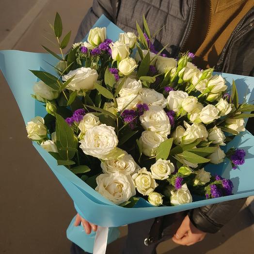 Bombastic M: букеты цветов на заказ Flowwow