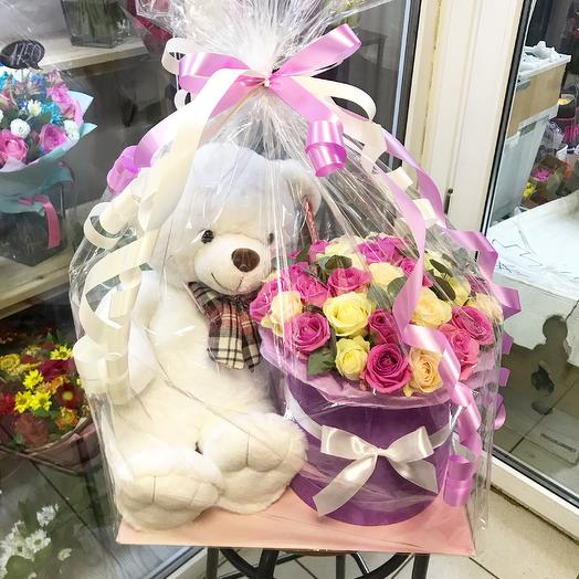 С любовью ️: букеты цветов на заказ Flowwow