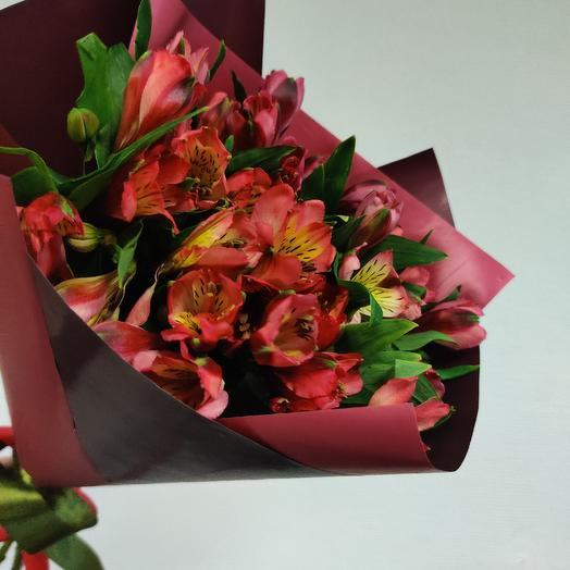 Букет 104: букеты цветов на заказ Flowwow