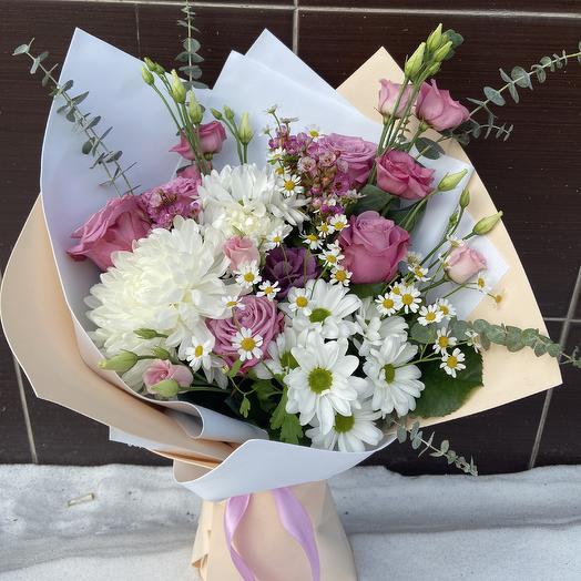 С Днём всех влюблённых ️: букеты цветов на заказ Flowwow