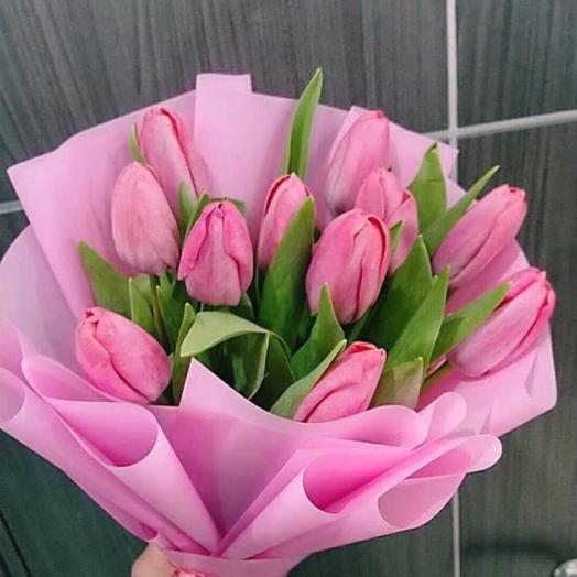 Розовый бархат: букеты цветов на заказ Flowwow