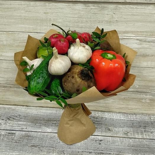 Городские корнеплоды: букеты цветов на заказ Flowwow